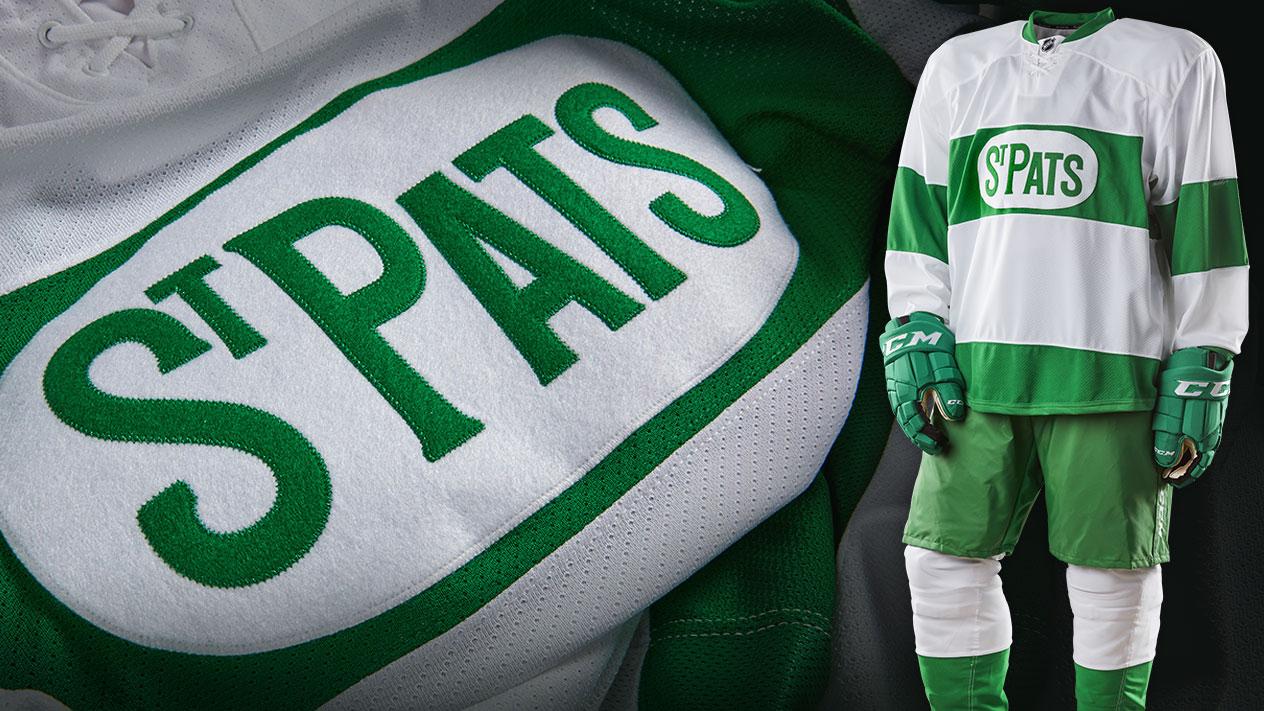 Toronto St. Pats Sweater 86
