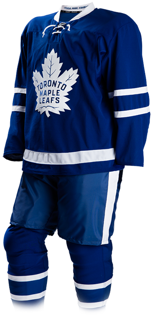 2f62bbdc252 Maple Leafs home jersey
