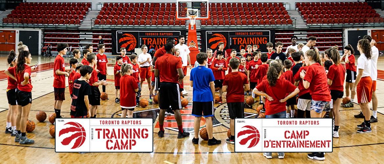 Toronto Raptors Training Camps