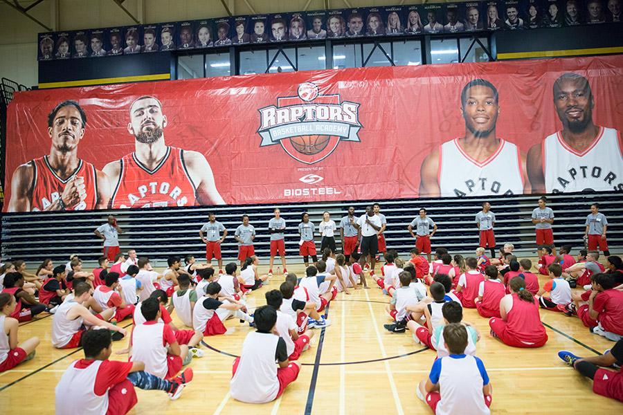 Raptors Basketball Academy