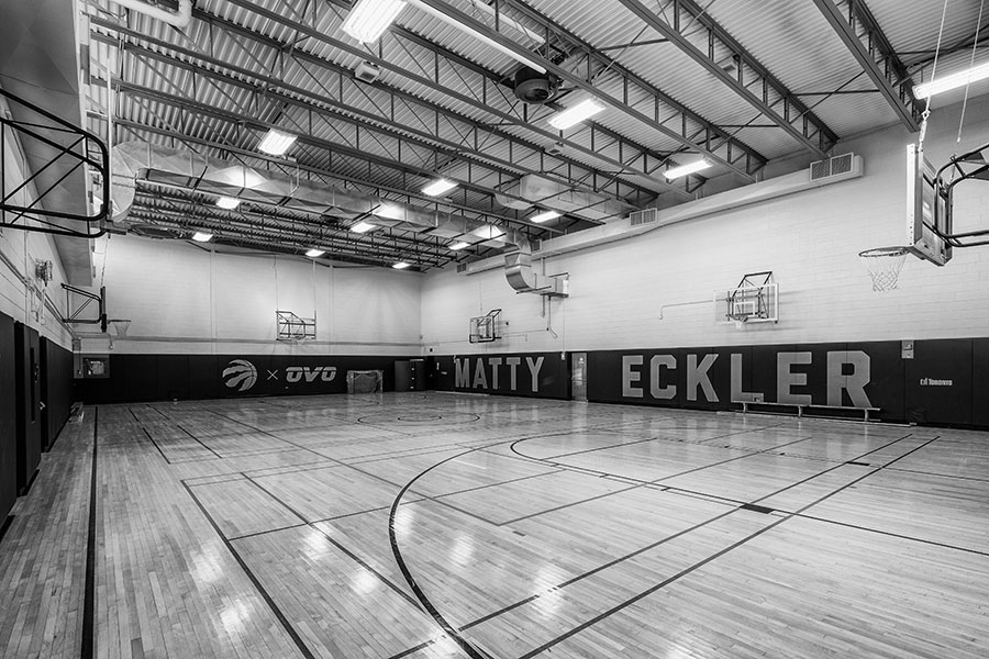 MATTY ECKLER COMMUNITY RECREATION CENTRE
