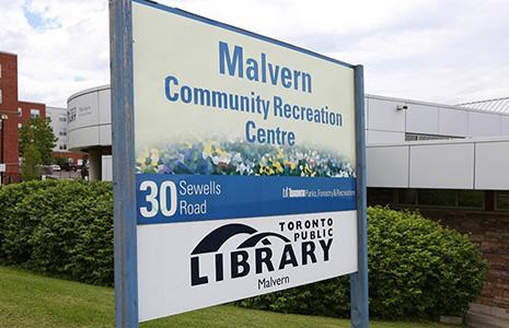 Malvern Community Recreation Centre