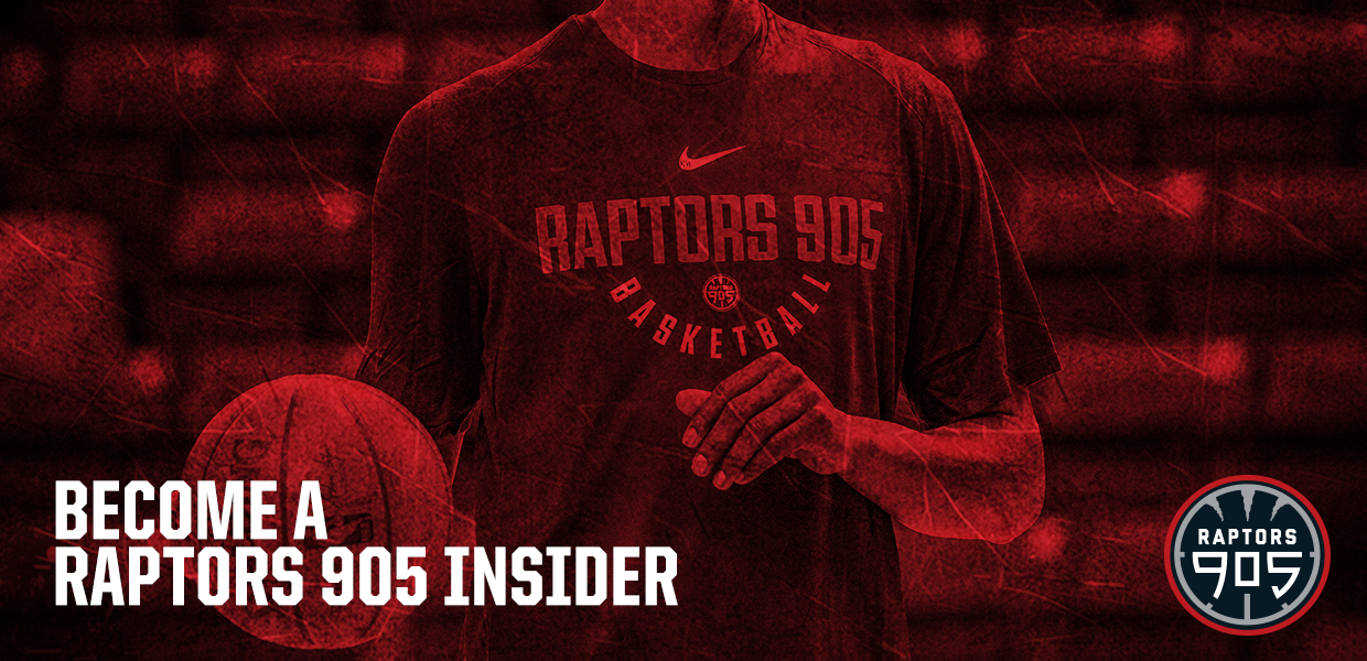 Become A Raptors 905 Insider