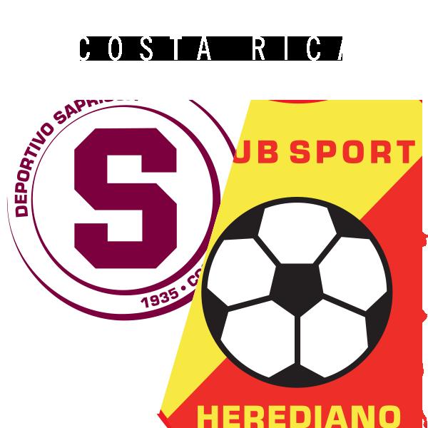 Costa Rica - Saprissa, Herediano