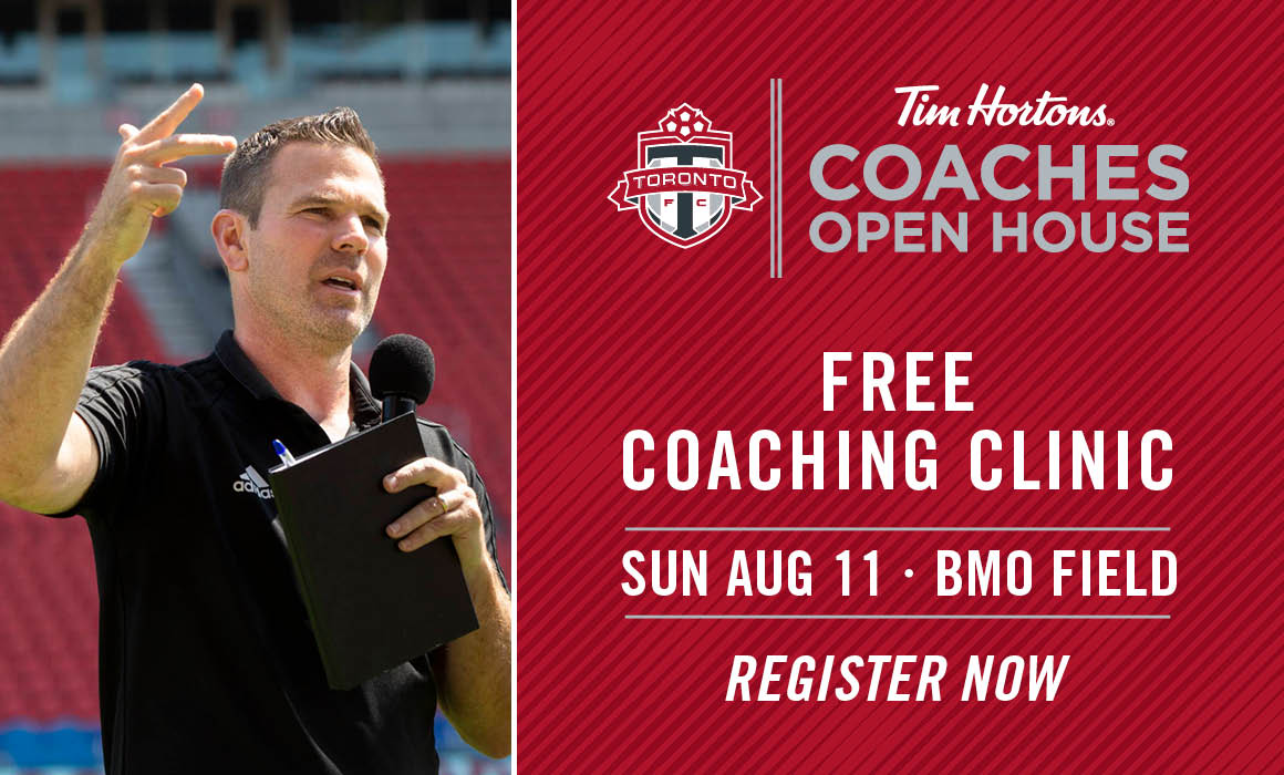 TFC Coaches Open House