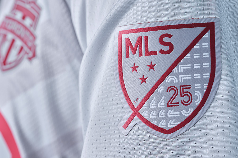 MLS badge