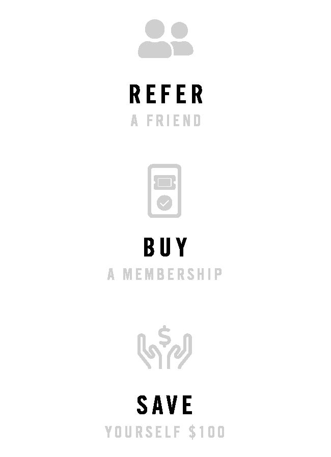 TFC 2019 Membership Referral Program