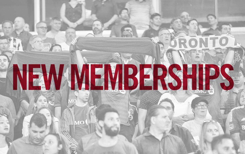 Mew Memberships