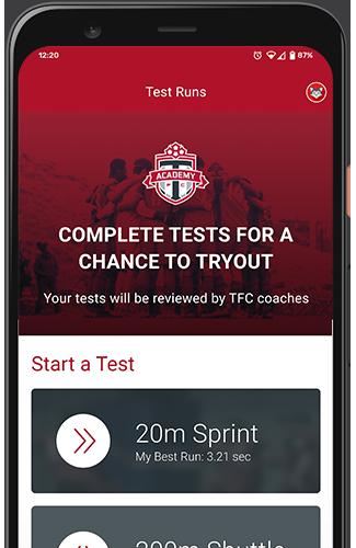 TFC screenshot app